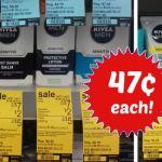 Walgreens: Nivea for Men Skin Care Only $0.47
