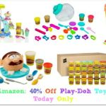 *HOT* Amazon: 40% off select Play-Doh Toys!