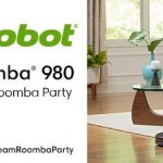 iRobot Roomba House Party = FREE Roomba, T-Shirt and More!