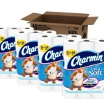 INSTANTLY Win Charmin Ultra Soft Toilet Paper, 48 Double Rolls
