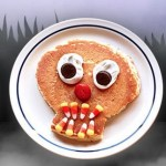 IHOP: FREE Kids Scary Face Pancake