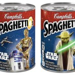 Star Wars SpaghettiO's ONLY $0.80!