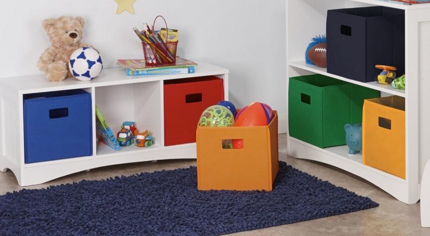 Riverridge Kids 2pc Soft Storage Bins Only 325 Each