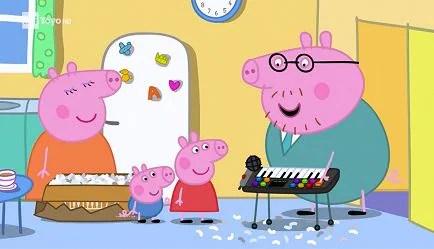 Peppa Pig - S8E9 - Funny Music - Video - RaiPlay