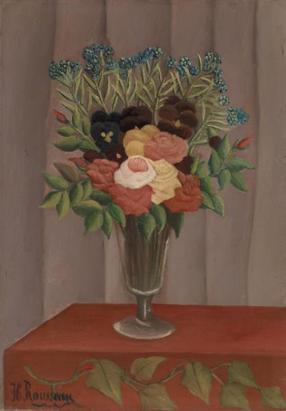 Henri_Rousseau_-_Bouquet_of_Flowers_(1909-1910)