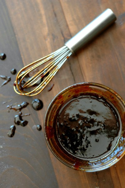 How To Make Balsamic Reduction Sauce :: Plus! A 30 Minute Sheet Pan Dinner! - Raising Generation ...