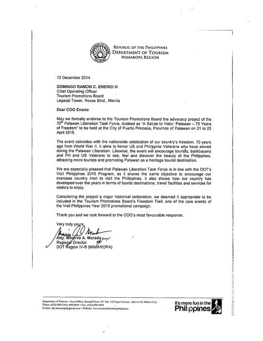 A Salute to Valor Palawan Liberation 2018