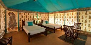 Tent House in The Rajbagh Resort