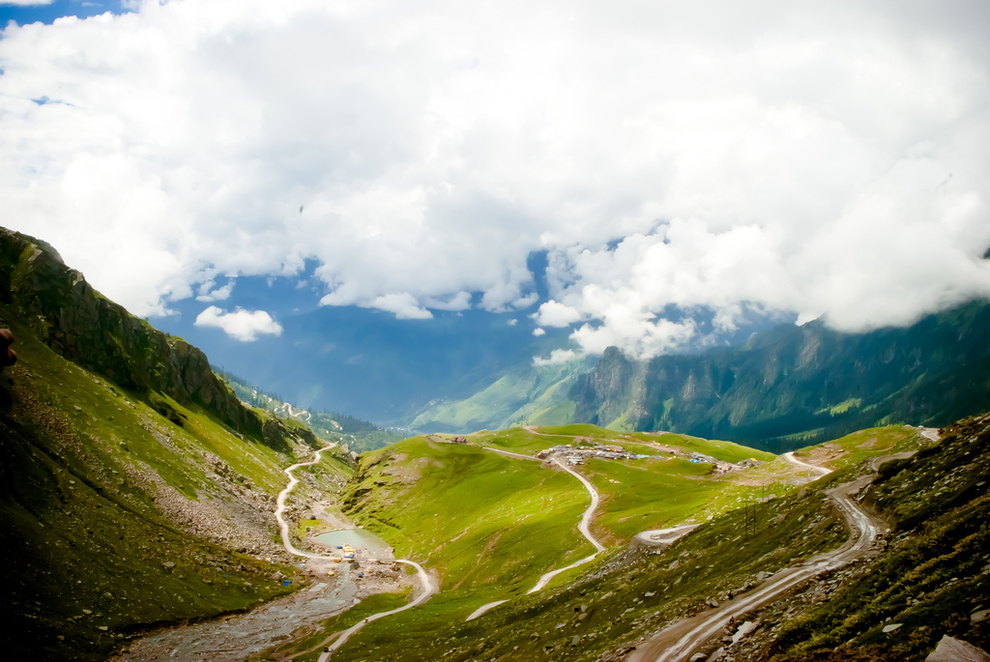 Rohtang Pass - Himachal Pradesh, India1