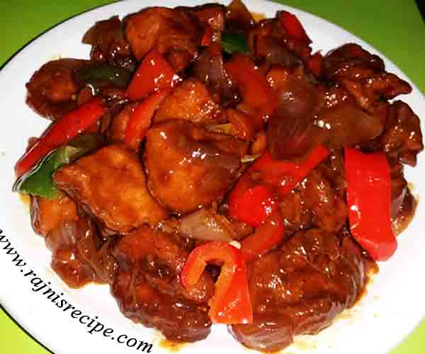 Chilli Chicken Recipe – Know How to Prepare Recipe of Chilli Chicken Dish