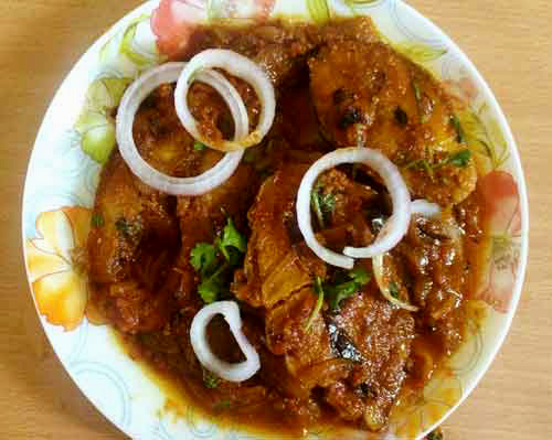 Make Simple Quick rohu Fish Curry Recipe Easily in 20 mins