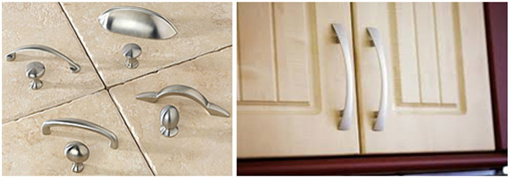 Top 3 Types Of Cabinet Handles For Your Kitchen Cabinets