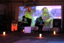 Huey Walker & Bassbees live at Polly Faber (Photo: Charlie Bernaux)