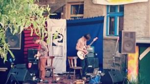 The Kanadagans at Brinke26 / Fête de la Musique, 21.06.2015 (Photo: C. Köhn)