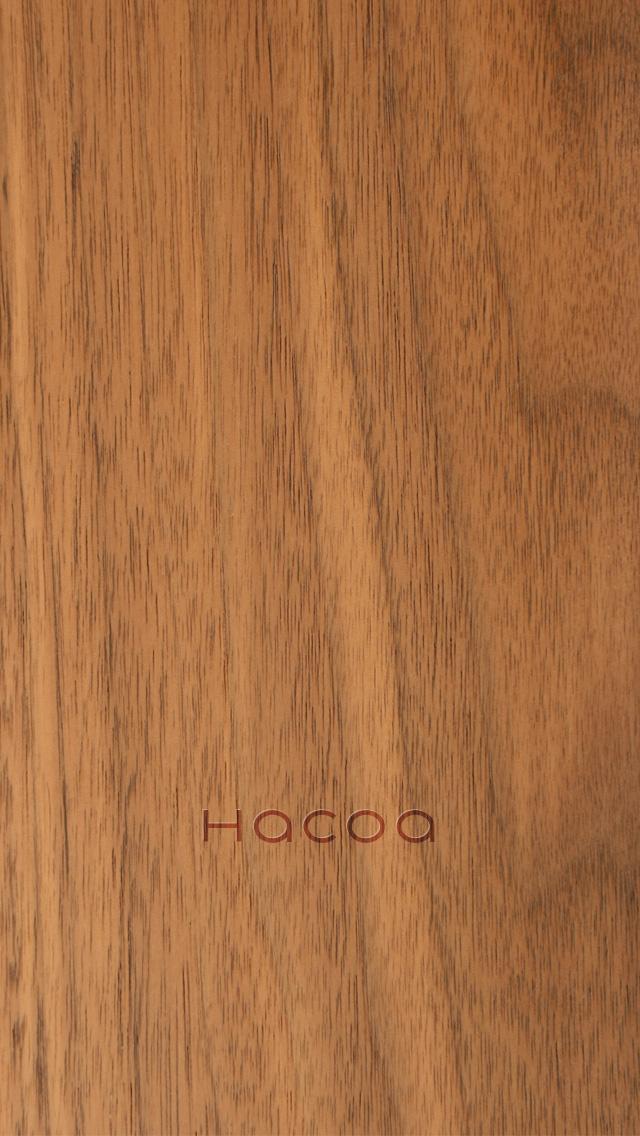 Iphone 5 Wallpaper Gold Hacoaの木製iphoneケース用 無垢の木の壁紙集 名刺入れ、iphone5ケース、木製・北欧風デザイン雑貨