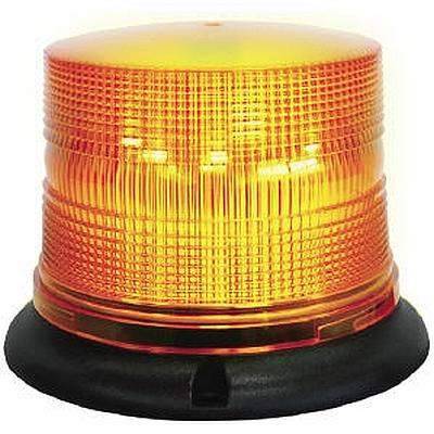 Hella K Led 50 Compact Led Beacon 12v Amber Rally Lights
