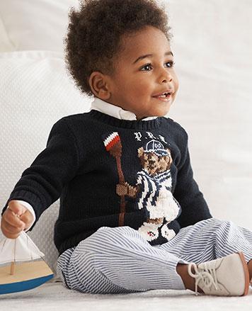 Infant  Baby Clothes, Accessories,  Shoes Ralph Lauren