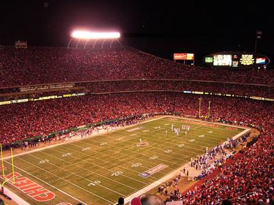 Google Stadium?