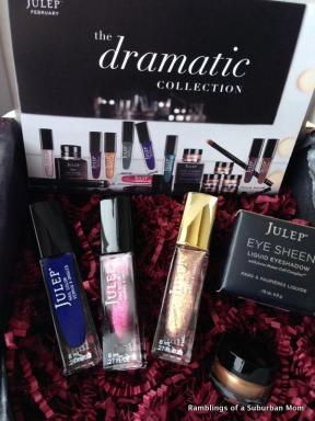 February 2014 Julep - The Dramatic Collection