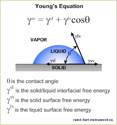 Young\u0027s Equation, Surface Wetting, and the Capillary Effect