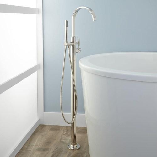 Medium Crop Of Freestanding Tub Filler