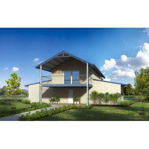 Medium Crop Of American Barn Homes