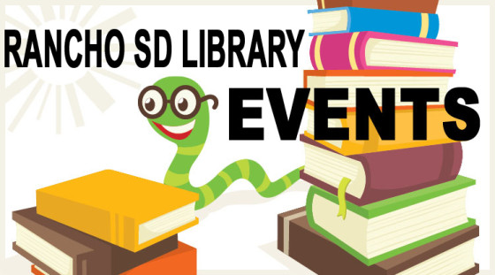Rancho SD Library Events