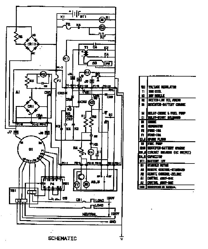 onan rv qg 4000 wiring diagram