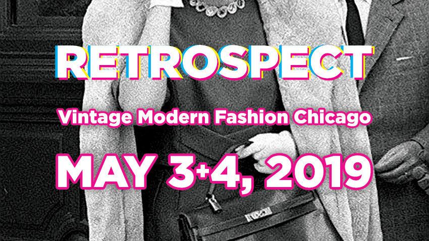 Retrospect vintage modern fashion chicago Randolph Street Market