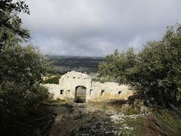 *** Le fort de Buoux