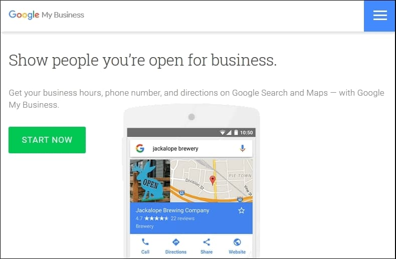 How to Rank Your Small Business Website in Google\u0027s Local SEO Results - set up web site