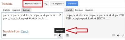 Google Translator Beat Box - Random Lifestyle