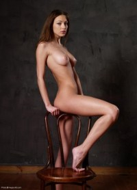 chair nude