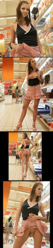 grocery flasher