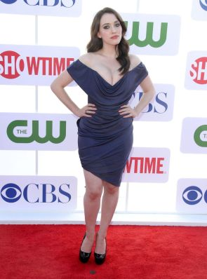 Kat Denning – Busty on the red carpet