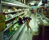 grocery story bent