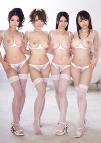 four nude ladies