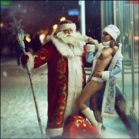 happy father christmas