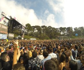 The crowds at RL Grime at Outside Lands 2015