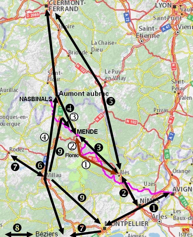 carte SNCF et BUS