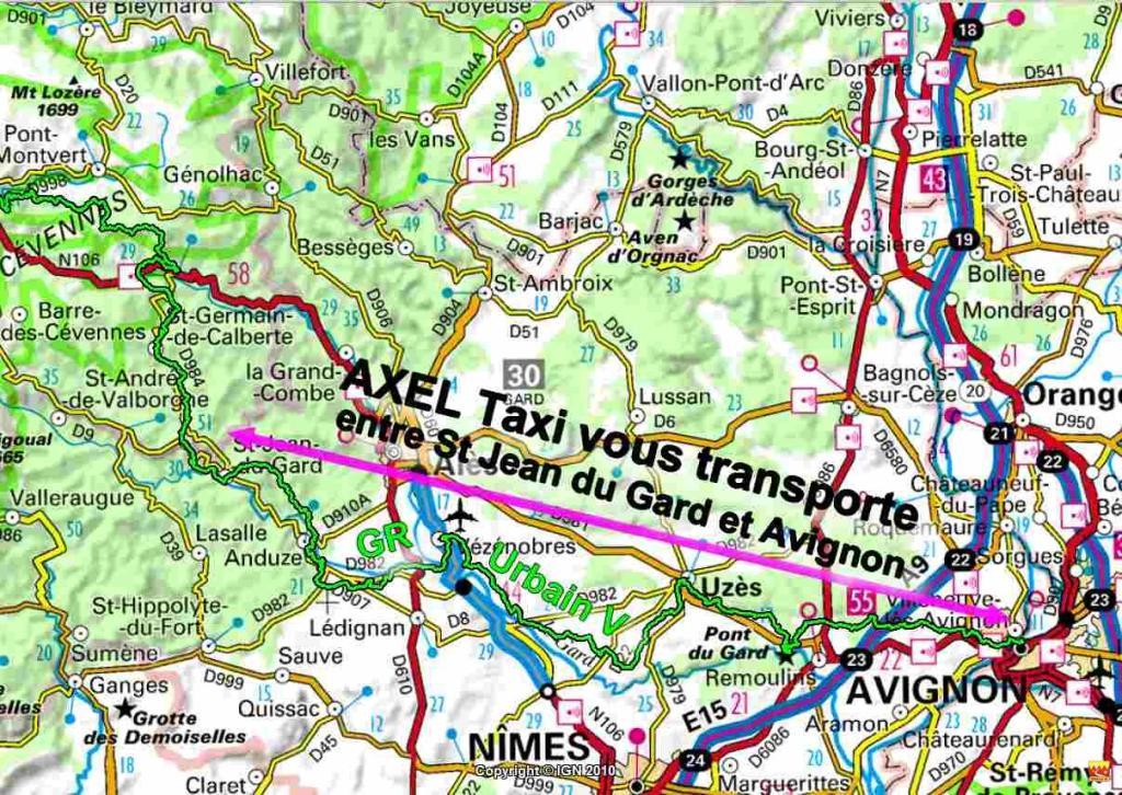 Axel Taxi