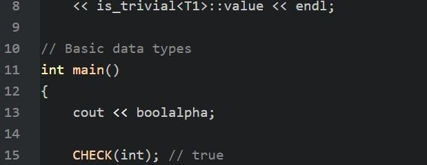 std::is_trivial<>