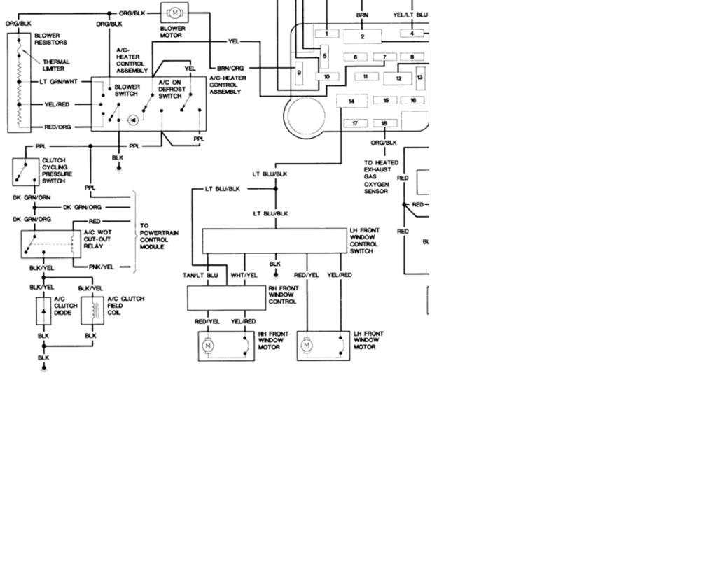 2001 Ranger Wiring Diagram. diagram 2001 ranger wiring