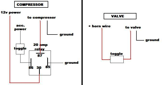 Train Horn Wiring Diagram Install F250 Wiring Diagram Library