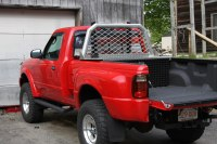 Headache rack - Ranger-Forums - The Ultimate Ford Ranger ...