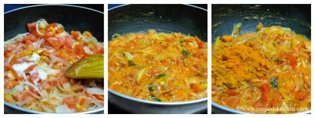 Onion Tomato Gravy