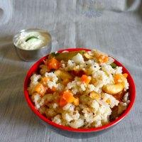 Kuthiraivali Upma | Banyard Millet Upma | Millet Recipes