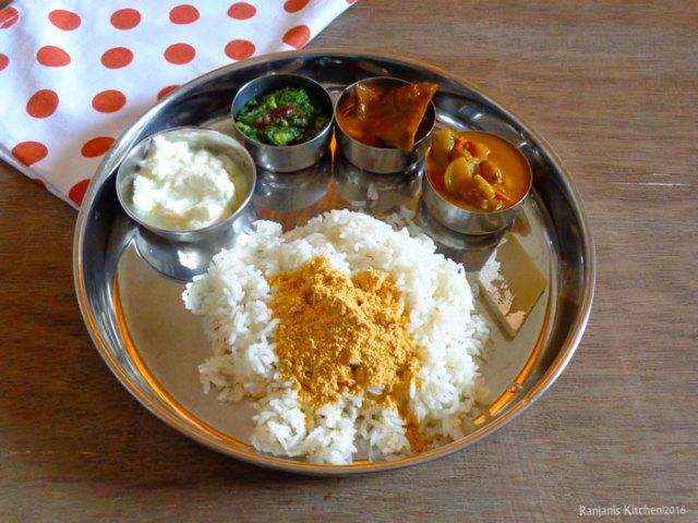 Andhra pappu podi recipe