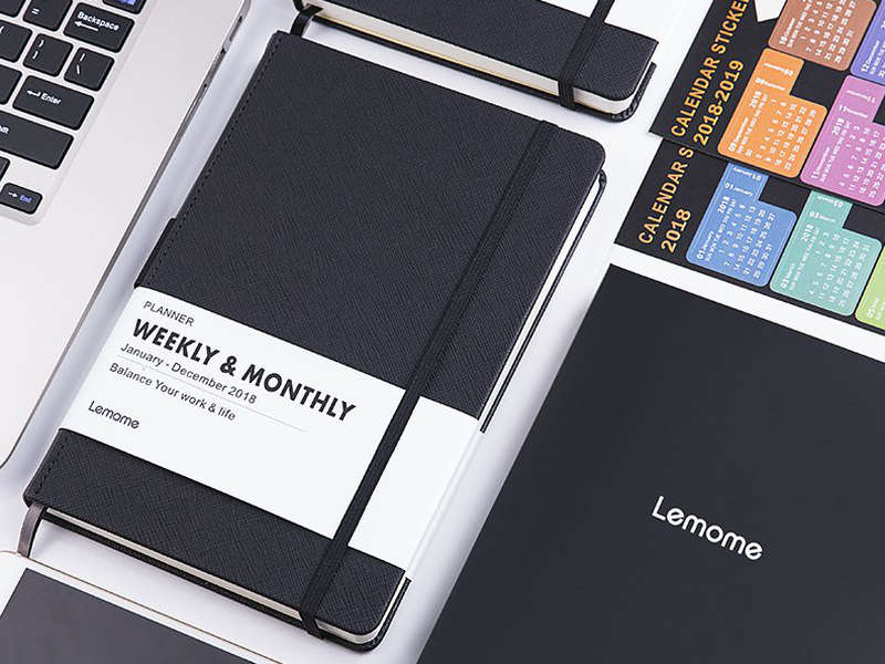 10 Best Daily Planners and Agendas 2018 Rank  Style