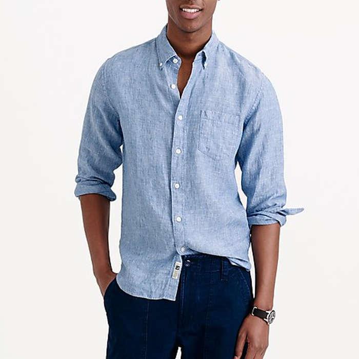 10 Best Men\u0027s Linen Shirts Rank  Style